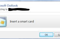 Outlook SmartCard
